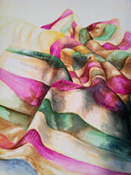 Fabric Still Life by alexyasha