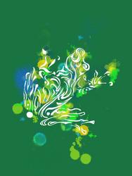 Untitled Frog by alexyasha