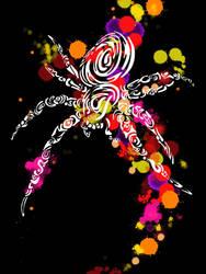 Untitled Spider by alexyasha