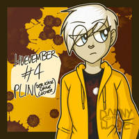 Huevember #4: Plin by DannyWade