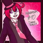 Huevember #10: Diano Magica by DannyWade