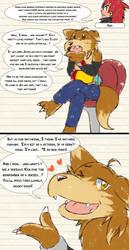 .Ask Kenmon!:. Goofy Mature by JaymiSaeki