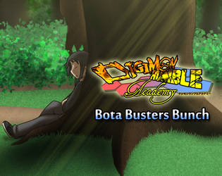 .DRA-VN:. Bota Busters Bunch -BTversion- by JaymiSaeki