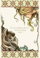 Beauty and the Beast by ochunk