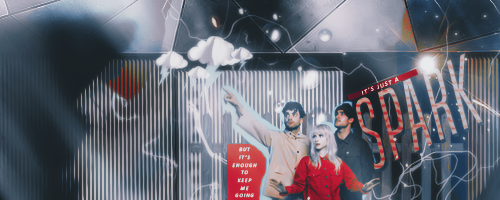 Paramore /  Collaboration with run-on-gasoline by cherimilk