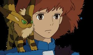 Nausicaa and Teto by AndyPritchard