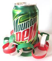 Stupid Mountain Dew boredom by gummypocky