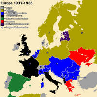 AltHist Europe Map 1937 Part 3 by DaemonofDecay