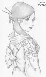 kimono by raylude
