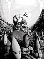 Warlock by JUSTOOGOOD