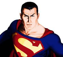 Super Man by JUSTOOGOOD