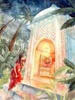 The Sandalwood King by Livanya