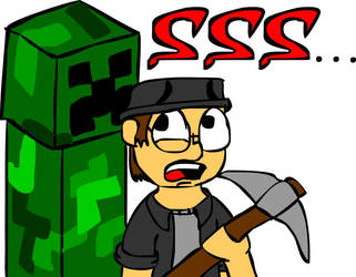 I Hate Creepers by MrIdiot9090
