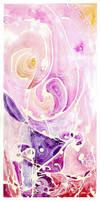 Pink lace by Ondrejkova