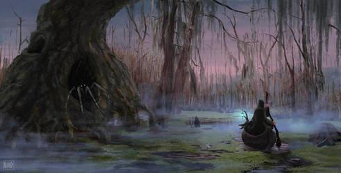 The Swamps by NikoKripton