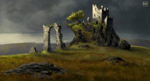 Forgotten Watchtower by NikoKripton