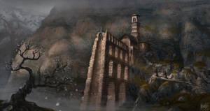 Lost Monastery by NikoKripton