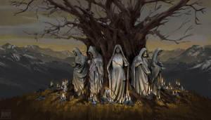 Tree of Traitors by NikoKripton