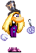 Magician RRR GBA version sprite by boogeyboy1
