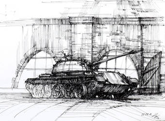 Czolg Poznan Cytadela/ Tank form cytadela in pozna by gaciu000