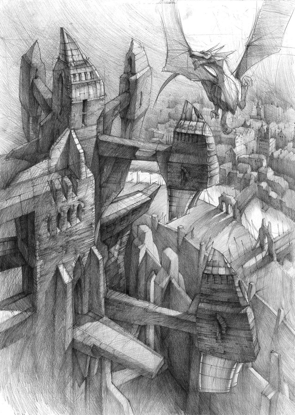 Fantasy World by gaciu000