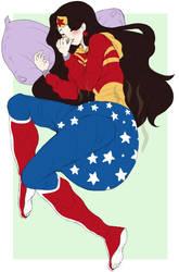 [PATREON] Wonder Woman by xJio