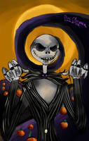 JACK! The Pummmp-kinnn King... by IsaacChamplain