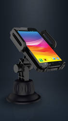 Phone Holder by aXel-Redfield