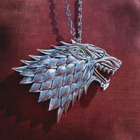 House Stark Medalion by Nikola3D
