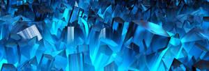 Crystal field by Nikola3D