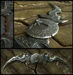 Illidan Stormrage Twin Blades by Nikola3D