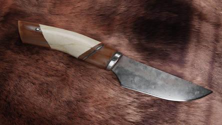 Viking Knife 2 by Nikola3D