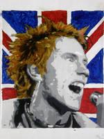 Jonny Rotten by Angel-Ronin