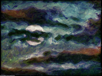 Digital Painting: In Our Stars by UkuleleMoon