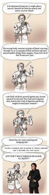 Ghost World Problems by plangkye