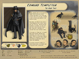 Character Profile: Edmund Templeton by plangkye