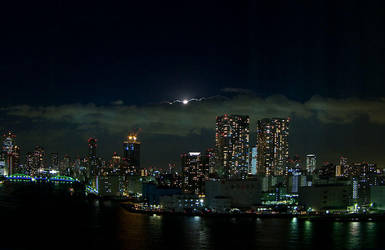 Tokyo by night by eswendel