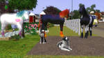 Sims 3 Pets by DarkHorses90