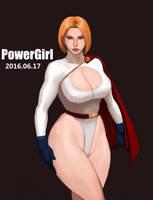 Power...Girl? Lady? by Yakusokunohi