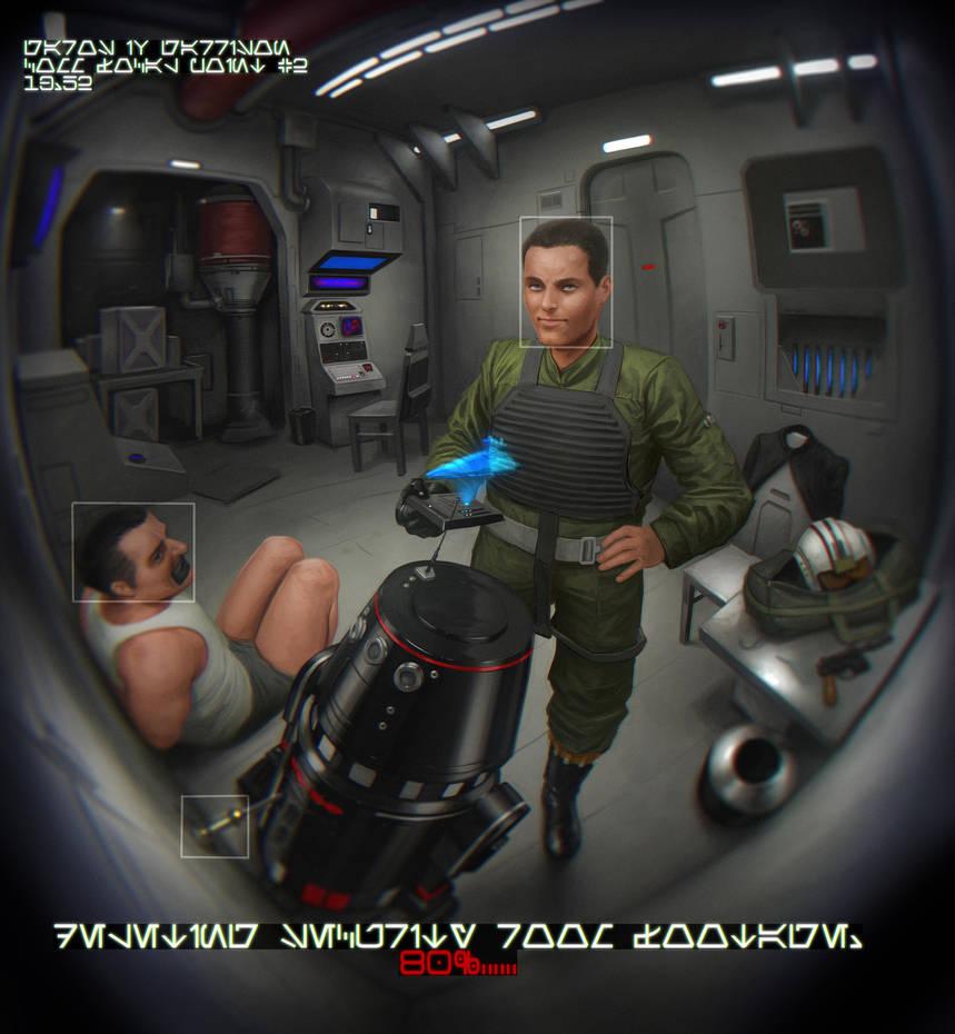 Jonnel, Merrit Jonnel...Rebel Agent by BaronNeutron