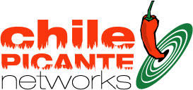 chile picante networks logo by mrbobcr