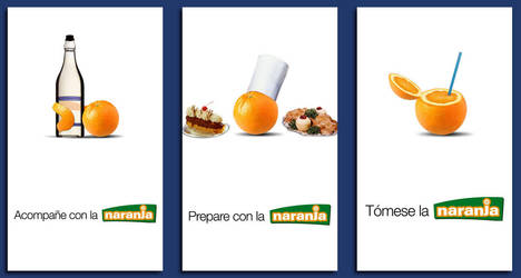 naranja ads by mrbobcr