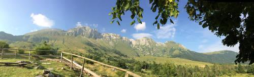 Julian Alps 2 by LeonTyberMatthews
