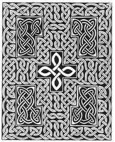celtic tablet by mandragon