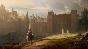 City Wall by KennethCamaro