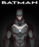 Batman by MrGreenlight