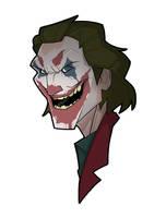 Joker! by MrGreenlight