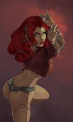 Poison Ivy by Daluna83