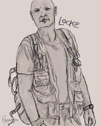 John Locke by MissJ-Kurayami
