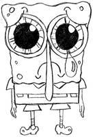 spongebob by animelove1234